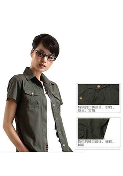 女装工服 (2)