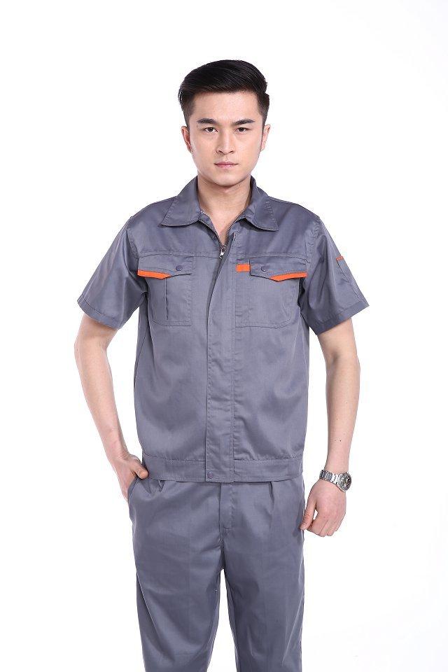 短袖工服厂