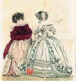 婚纱款式从古到今演变历史