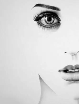 手绘技巧·眼神的手绘