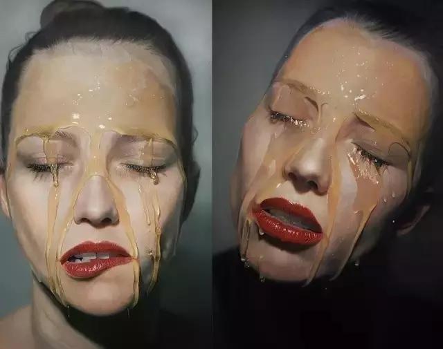 当你的画板换成了人脸画点啥呢?