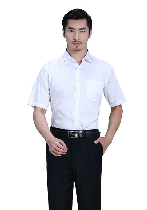 定制白衬衫发黄了如何清洗?