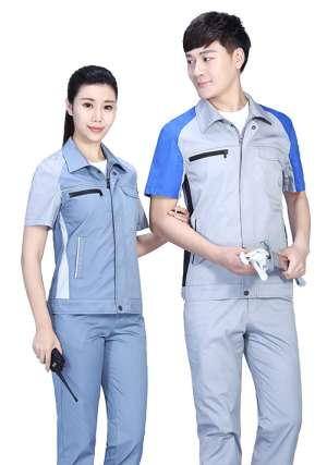 工作制服如何穿出时尚和时尚?_0【资讯】