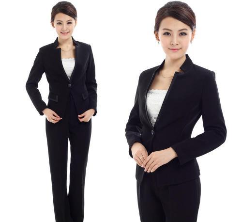 关于女士职业装定制搭配方案